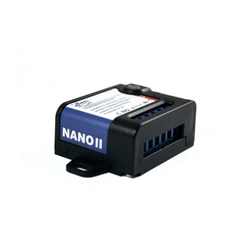 NANO2 radioodbiornik 1 kanałowy DTM System, 433 MHz