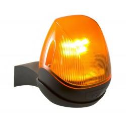 Lampa ostrzegawcza DTM POMENA 230 V LED z wbudowaną anteną