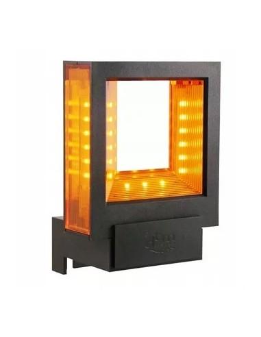 Lampa ostrzegawcza DTM QUADRO 24 - 230 V
