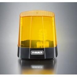 Lampa ostrzegawcza SOMMER 24V LED bez przerywacza